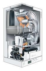 Borsani impianti srl caldaie a condensazione for Caldaia a condensazione viessmann